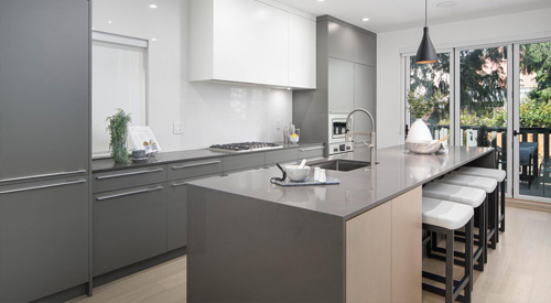 Types Of Kitchen Cabinets In Burnaby